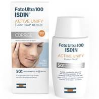 Isdin Foto Ultra 100 Active Unify Corrige Fusion Fluid 50ml.