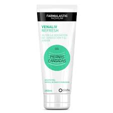 Venaliv Refresh Gel Efecto Frío intenso 250ml