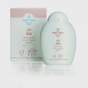 Natural Care Gel de Bebé 250ml.