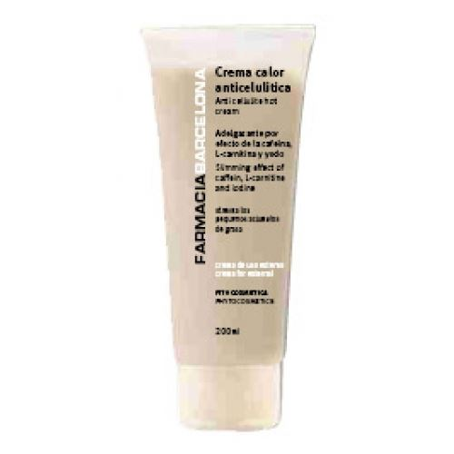 Farmacia Barcelona Crema Calor Anticelulítica 200 ml