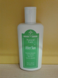 Natural Care After Sun 250ml.