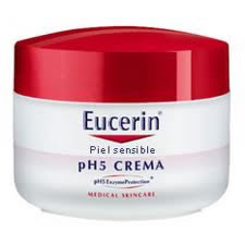 Eucerin Crema 100 ml.