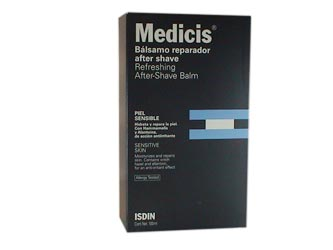 Medicis Bálsamo Reparador After-Shave 100ml.