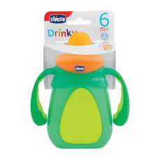 Chicco Babybottle Drinky 200ml. 6m+