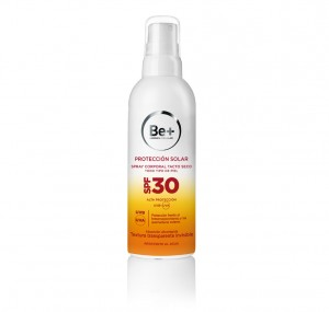 Be+ Fotoprotector Spray Tacto Seco SPF30 200 ml