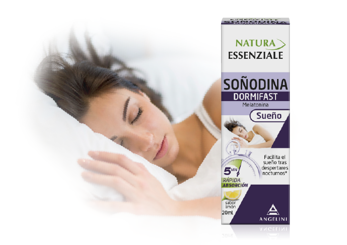 ANGELINI SOÑODINA DORMIFAST SPRAY SUBLINGUAL