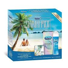 DUREX SUMMER PACK